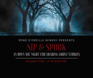 Sip & Spook