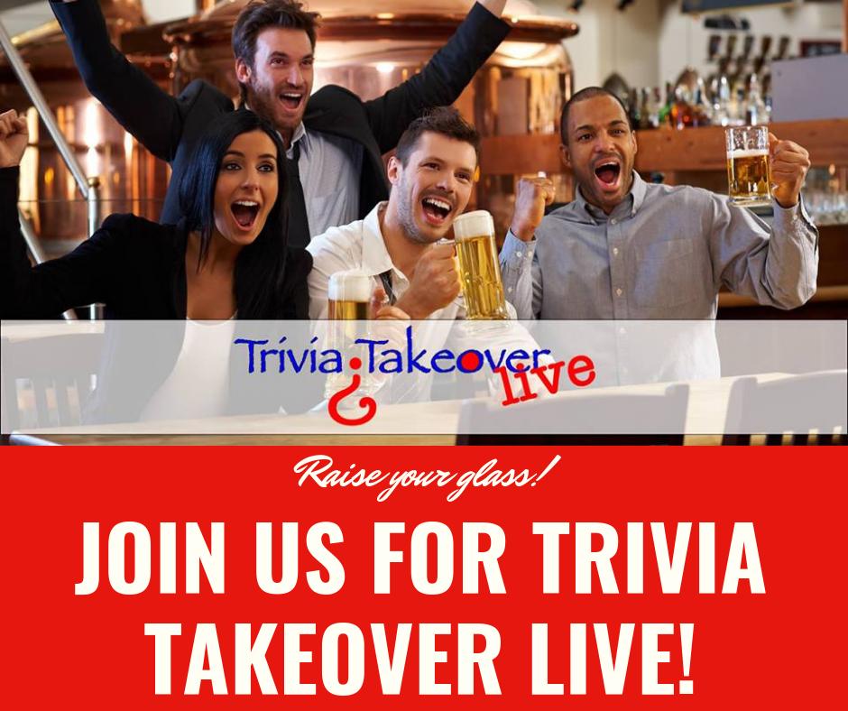 Trivia Takeover Live
